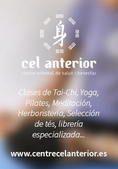 Centre Cel Anterior Guadassuar Valencia